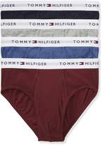 Tommy Hilfiger Men's Underwear 4 Pack Cotton Classics Briefs
