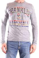 Franklin & Marshall Men's Grey Cotton T-shirt.