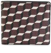 Pierre Hardy geometric print billfold wallet