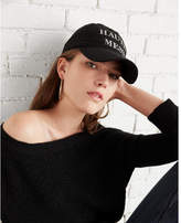 Express haute mess baseball hat