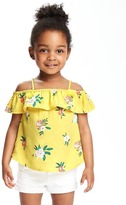 Old Navy Floral Off-the-Shoulder Top for Toddler