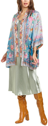 Johnny Was Nova Silk Kimono