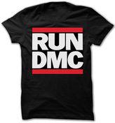 New World Run DMC Graphic T-Shirt- Juniors