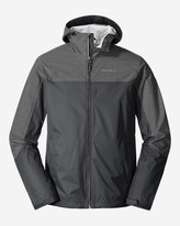 Eddie Bauer Men's Cloud Cap Flex Rain Jacket