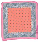 Etro Chiffon Silk Pocket Square