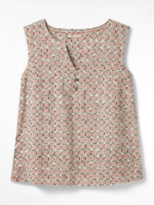 White Stuff Orelia Linen Vest