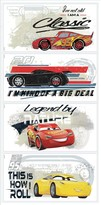 Roommates Disney / Pixar Cars 3 Racing Wall Decals by RoomMates