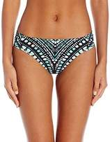 Kenneth Cole New York Women's Desert Romance Tab Side Bikini Bottom