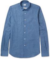 Incotex - Kurt Slim-fit Checked Cotton Shirt