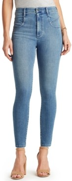 Sam Edelman Denim The Extreme High-Waist Skinny Jeans