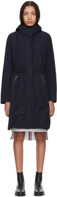 Moncler Navy Disthelon Jacket
