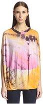 Tolani Women's Tye Dye Infinity Top