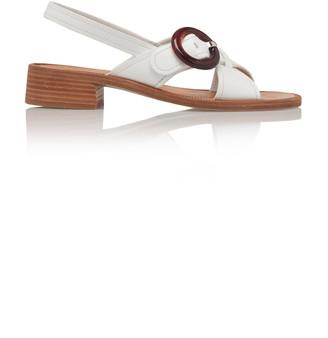 Prada Buckle Sandals