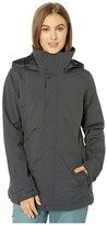 Burton Jet Set Jacket (True Black Heather 1) Women's Coat