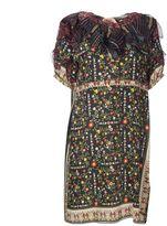 N°21 N° 21 Black Floral Print Dress