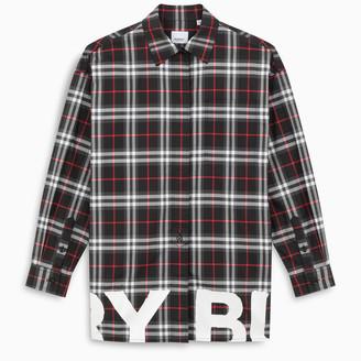 Burberry Clarissa checked shirt