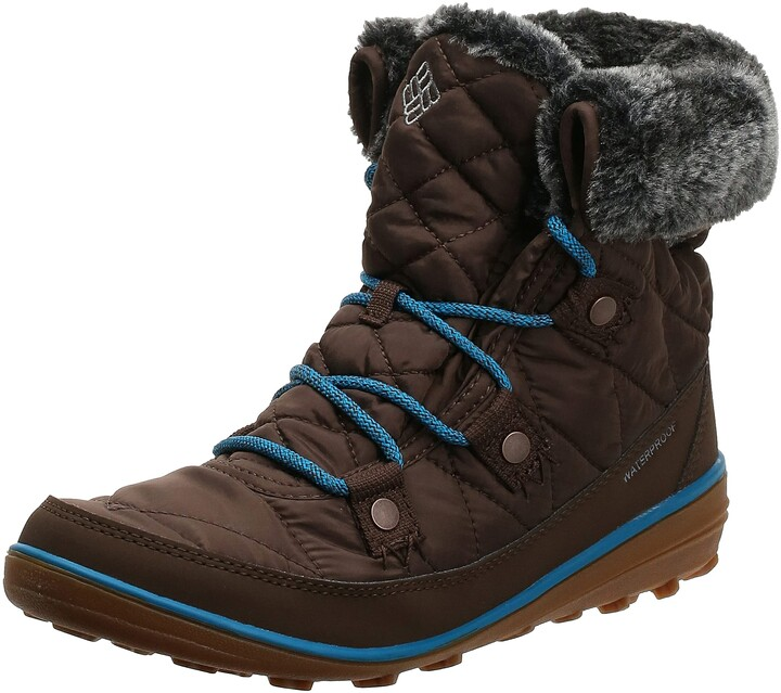 Thumbnail for your product : Columbia Women's Heavenly Shorty Omni-Heat Snow Boot