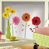 Gerber Roommates 48-pc. daisy peel & stick set
