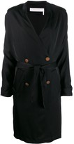See by Chloe double breasted wrap coat