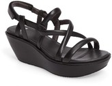 Camper Women's Damas Wedge Platform Sandal