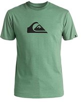 Quiksilver Mens Mw Logo Mt0 T-Shirt