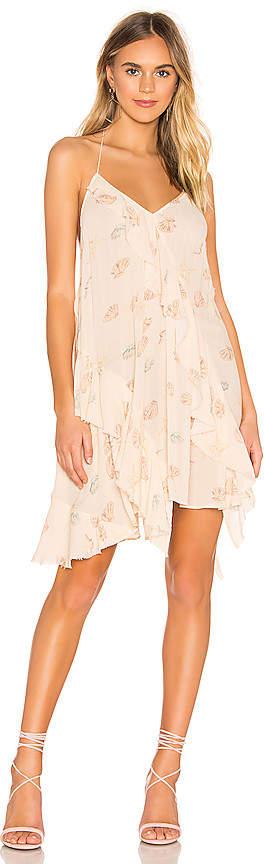 Free People Sunlit Mini Dress