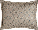 Jane Wilner Designs Standard Phoebe Embroidered Circle Sham