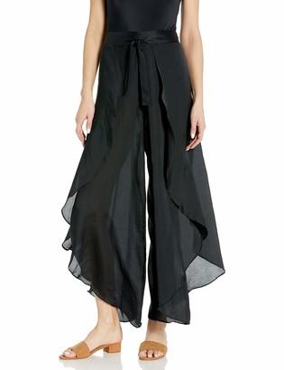 Gottex Women's Wrap Surplice Swimsuit Cover Up Pants