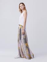 Diane von Furstenberg Jade Maxi Skirt
