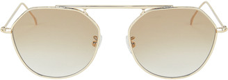 Illesteva Nicosia Aviator Sunglasses
