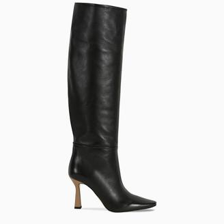 Wandler Black Lina Long boots