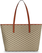 MICHAEL Michael Kors Emry logo leather tote