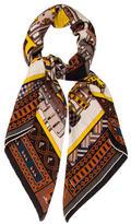 Hermes Collier de Chiens Shawl