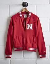 Tailgate Women's Nebraska Bomber Jacket