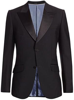 Gucci Wool Mohair Tuxedo