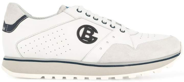 Baldinini logo low-top sneakers