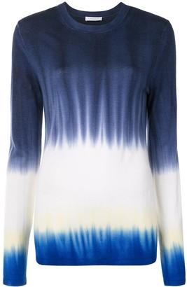 Gabriela Hearst Tie Dye Print Jumper