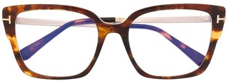 Tom Ford classic wayfarer glasses