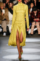 Christian Siriano Long Sleeve Dress