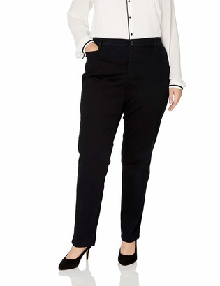 Gloria Vanderbilt Women's Amanda Polished Trouser Pant