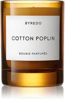 Byredo Cotton Poplin Colored Candle