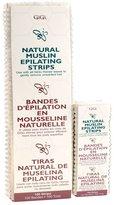GiGi cloth epilating strips, small, 100 strips, 2.39 Ounce