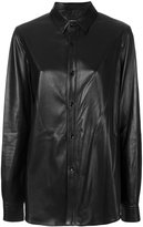 Saint Laurent buttoned shirt