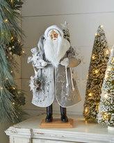 Lynn Haney Snowflake Sparkle Santa