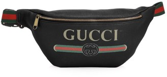 Gucci Print Mini Belt Bag