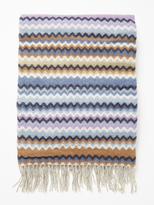 Missoni Home Rico Cotton Throw