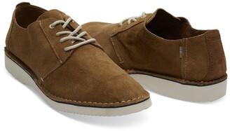 Toms Preston Suede Low Top Sneaker