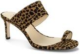 Jessica Simpson Lissah Genuine Calf Hair Slide Sandal