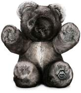 Philipp Plein Junior embellished teddy bear toy