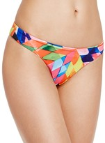 Mara Hoffman Fractals Low-Rise Bikini Bottom